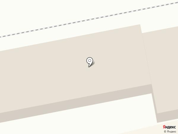 Бридер на карте Комсомольска-на-Амуре