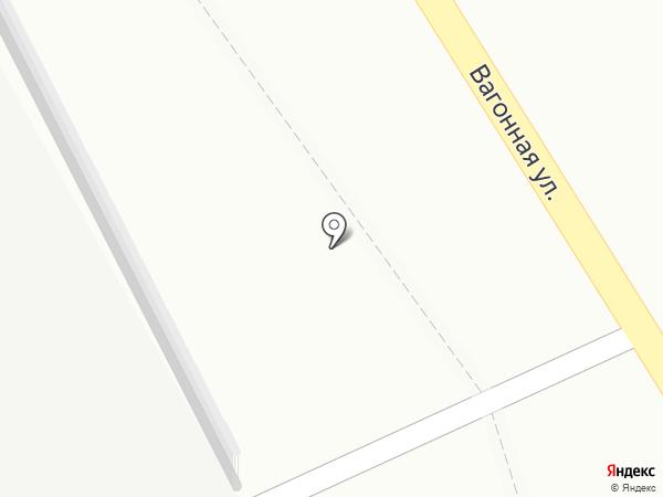 Солнечный на карте Комсомольска-на-Амуре