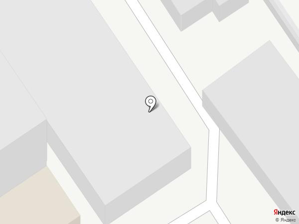 Транспортная компания на карте Комсомольска-на-Амуре