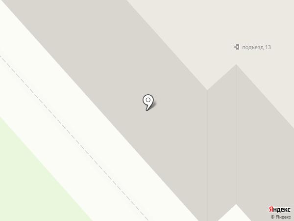 Карамболь на карте Комсомольска-на-Амуре