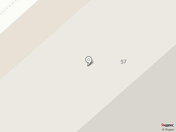 Компания по прокату автомобилей на карте Комсомольска-на-Амуре