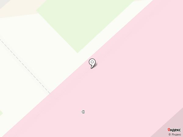 Центр здоровья на карте Комсомольска-на-Амуре