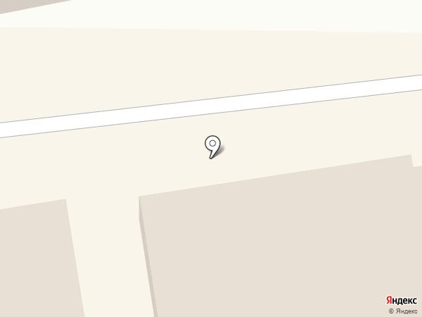 Продуктовый магазин на карте Комсомольска-на-Амуре