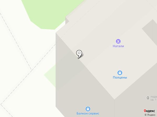 РОБОТРЕК на карте Комсомольска-на-Амуре