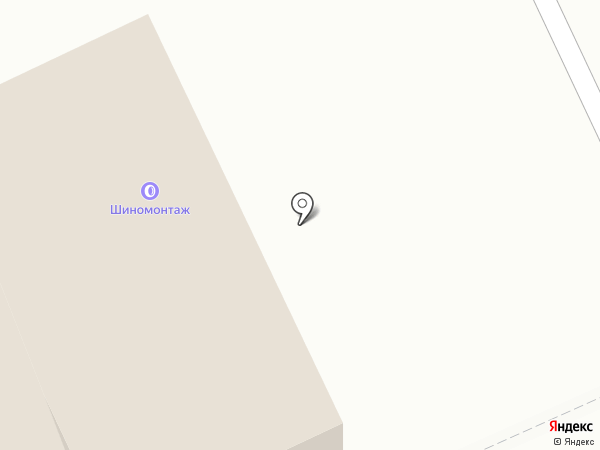 Шина Сервис на карте Комсомольска-на-Амуре