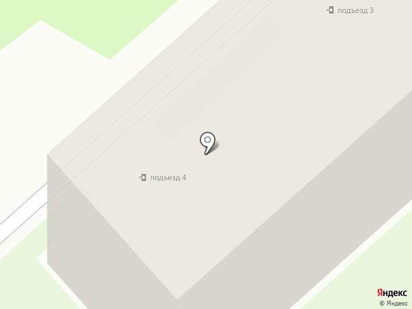 English House на карте Комсомольска-на-Амуре