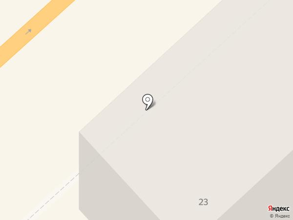 Студия мебели на карте Комсомольска-на-Амуре