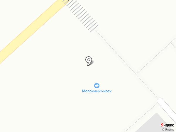 ДАКГОМЗ на карте Комсомольска-на-Амуре