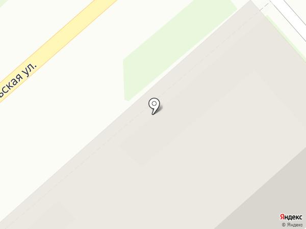 Вивея на карте Комсомольска-на-Амуре