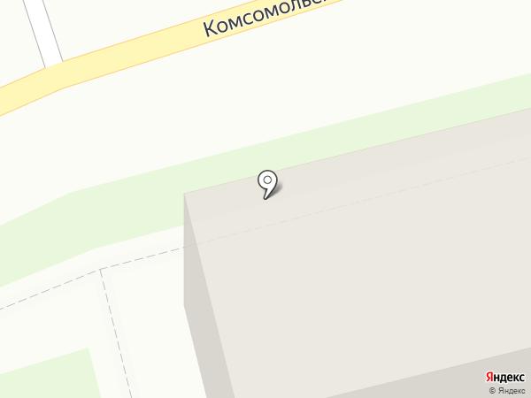 KinPlay на карте Комсомольска-на-Амуре