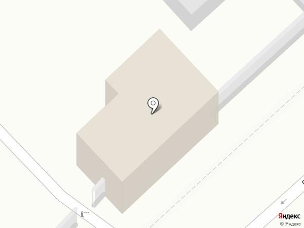 Всё для Авто на карте Комсомольска-на-Амуре