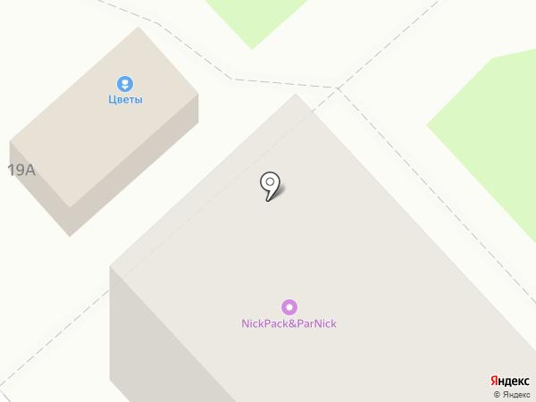 Каравай на карте Комсомольска-на-Амуре