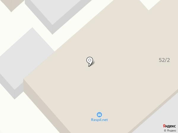 Мобильная связь на карте Комсомольска-на-Амуре