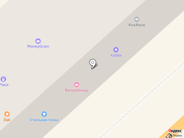 Хобби на карте Комсомольска-на-Амуре