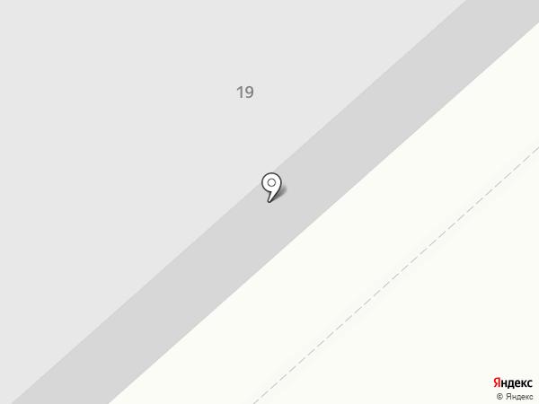 Горный родник на карте Комсомольска-на-Амуре