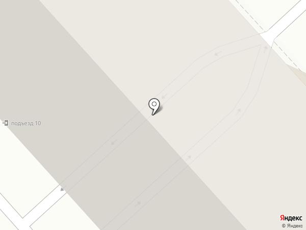 КОМЕТА-97 на карте Комсомольска-на-Амуре