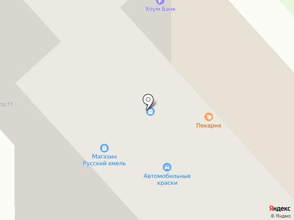 Фросттерм на карте Комсомольска-на-Амуре