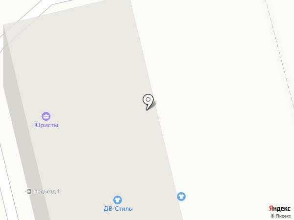 Home center на карте Комсомольска-на-Амуре