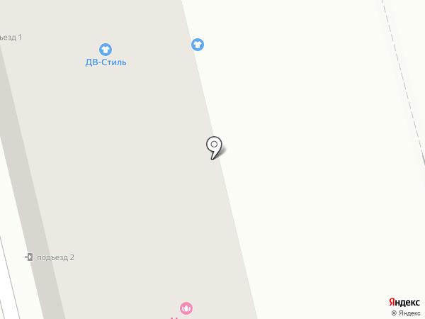 Ваши Суши на карте Комсомольска-на-Амуре