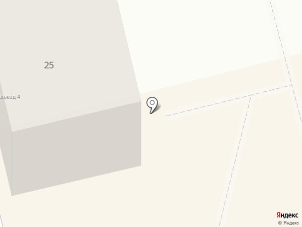 Продовольственный магазин на карте Комсомольска-на-Амуре