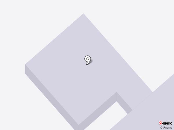 Детский сад №118 на карте Комсомольска-на-Амуре