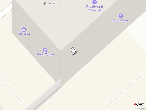 Virtuality.club на карте Комсомольска-на-Амуре