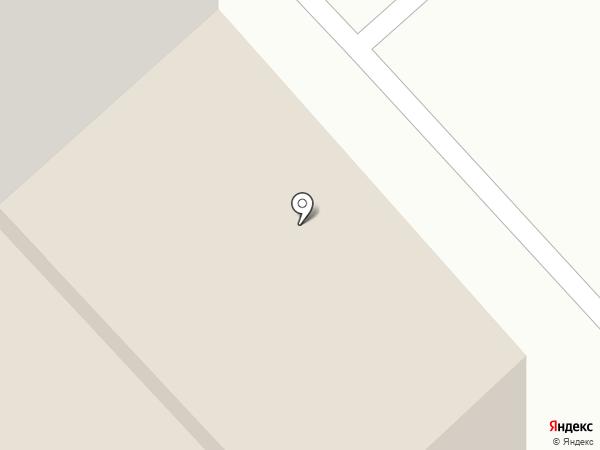 ДВСБ-Охрана на карте Комсомольска-на-Амуре