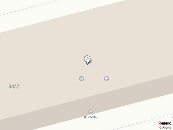 КРАЕВОЙ ЦЕНТР СОЦИАЛЬНОГО ВОСПИТАНИЯ И ЗДОРОВЬЯ на карте Комсомольска-на-Амуре