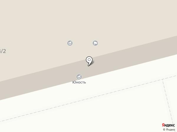 Военно-технический клуб им. А.В. Суворова на карте Комсомольска-на-Амуре