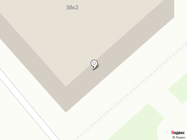 Молодежный, МУП на карте Комсомольска-на-Амуре