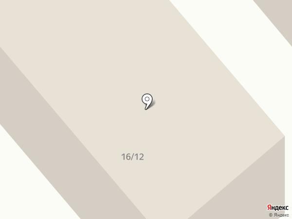 Магазин-склад на карте Комсомольска-на-Амуре