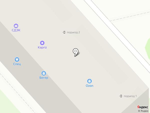 А-МИКС на карте Комсомольска-на-Амуре