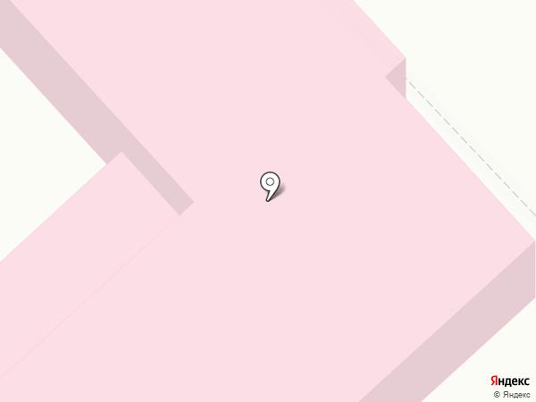 Городская психиатрическая больница на карте Комсомольска-на-Амуре