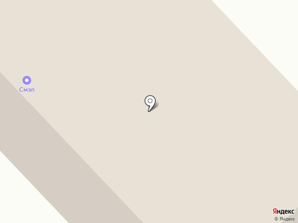 Тотем на карте Комсомольска-на-Амуре