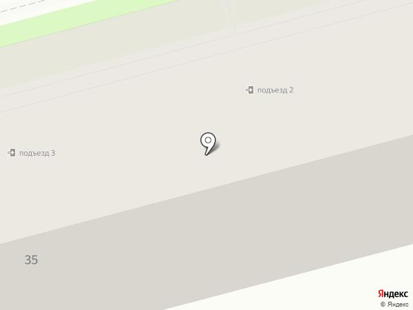 Макс на карте Комсомольска-на-Амуре