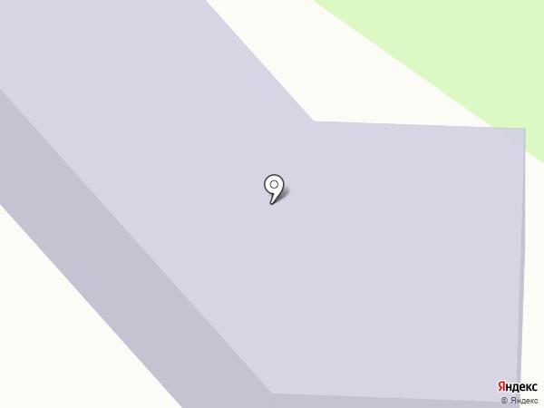 Молодёжный на карте Комсомольска-на-Амуре