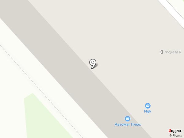 ШТИЛЬ на карте Комсомольска-на-Амуре