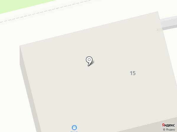 РИО на карте Комсомольска-на-Амуре