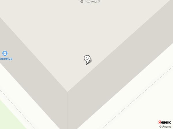 Лазурь на карте Комсомольска-на-Амуре