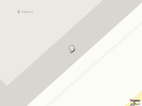 Зевс на карте Комсомольска-на-Амуре