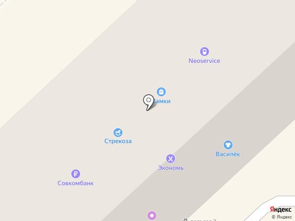 iPlace на карте Комсомольска-на-Амуре