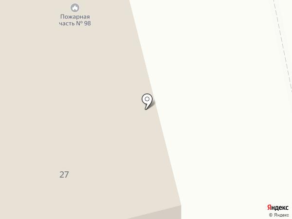 Отдел надзорной деятельности по г. Комсомольску-на-Амуре на карте Комсомольска-на-Амуре