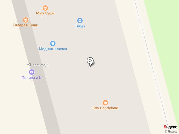 МегаФон на карте Комсомольска-на-Амуре
