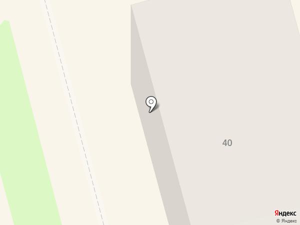 Ковровая лавка на карте Комсомольска-на-Амуре