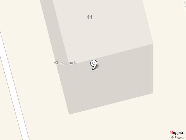 СТРИЖ на карте Комсомольска-на-Амуре