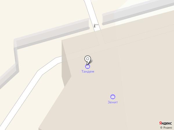 КОРВУС на карте Комсомольска-на-Амуре