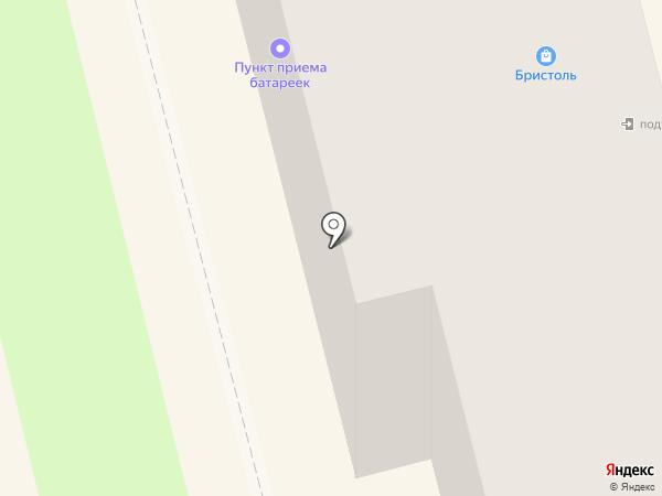 Лекарь на карте Комсомольска-на-Амуре
