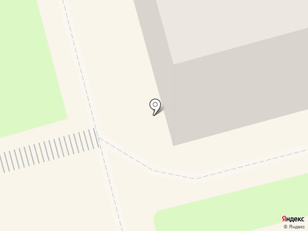 Меховая Мода на карте Комсомольска-на-Амуре