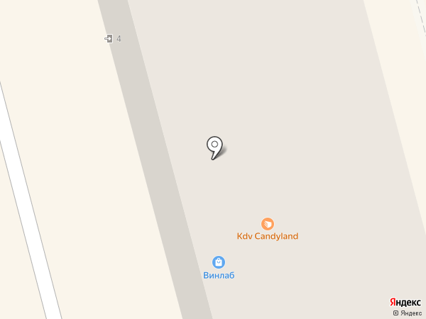 Банк ВТБ на карте Комсомольска-на-Амуре