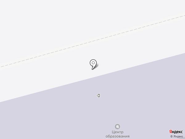СДЮШОР №2 на карте Комсомольска-на-Амуре